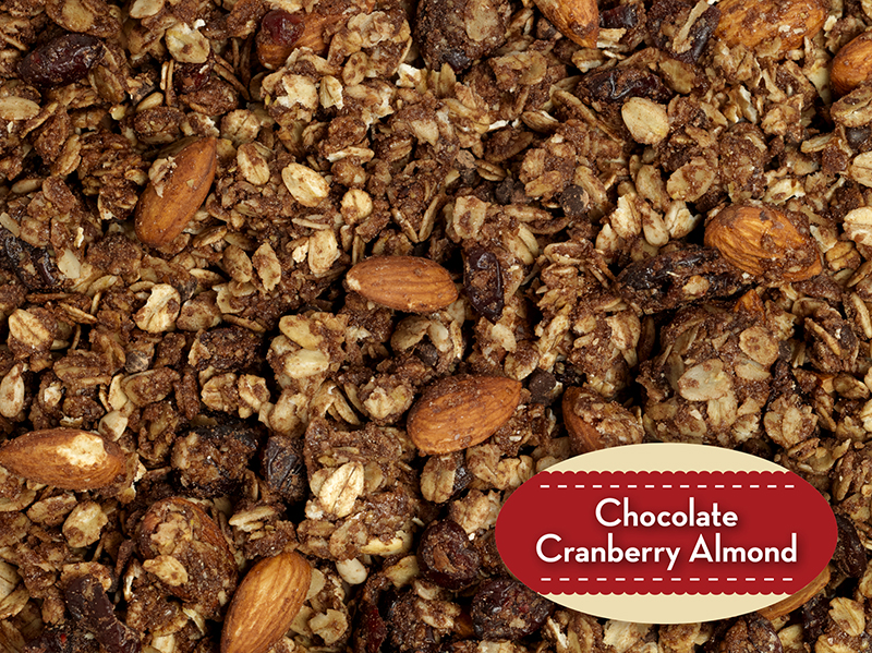 Chocolate Cranberry Almond
